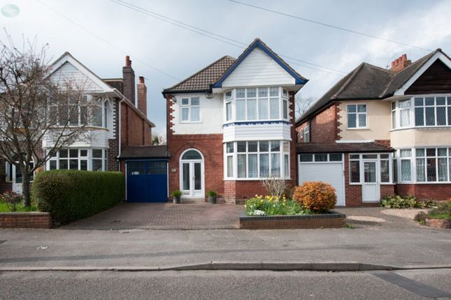Thumbnail Link-detached house for sale in New Church Road, Suttoncoldfield