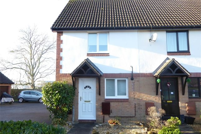 2 bed end terrace house for sale in Valentine Lane, Thornwell, Chepstow