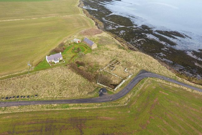 Thumbnail Cottage for sale in The Bu Of Cairston, Stromness
