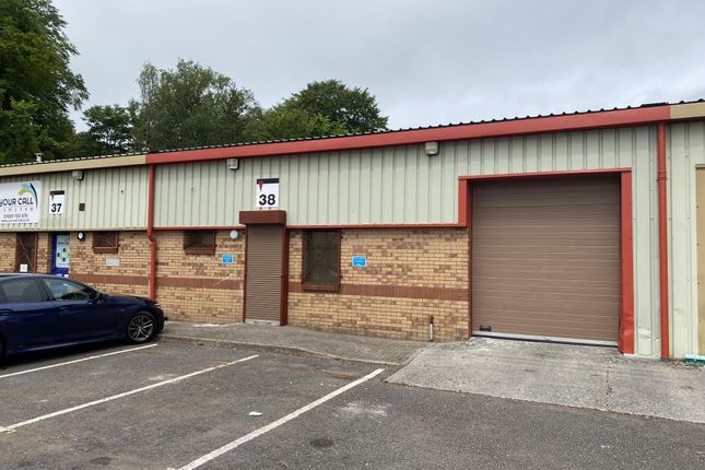 Thumbnail Industrial to let in Aberaman Park Industrial Estate, Aberdare