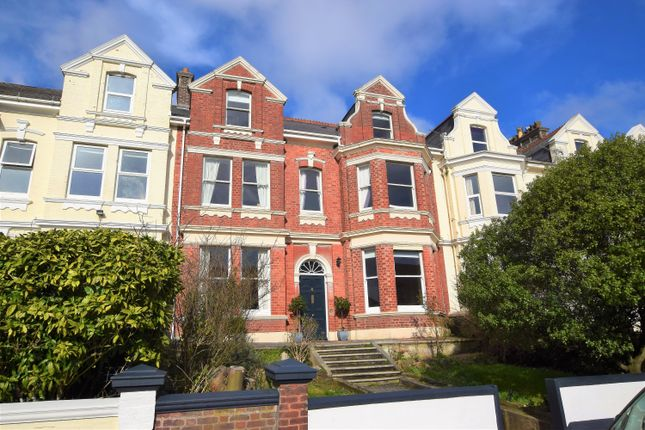 Thumbnail Terraced house for sale in Lockyer Road, Mannamead, Plymouth