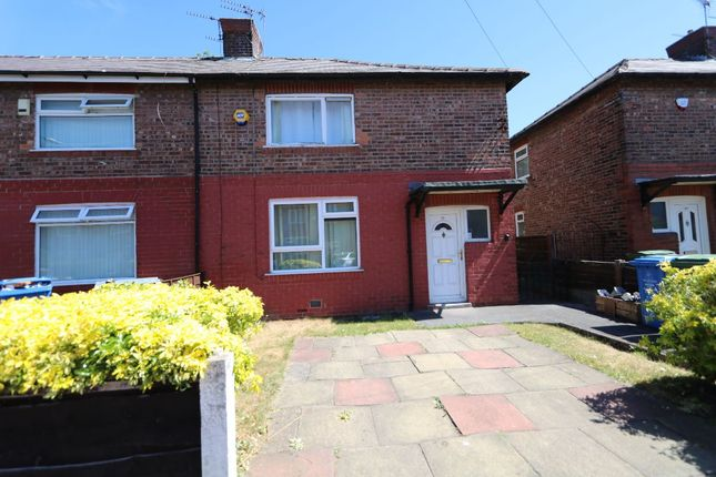 Thumbnail Semi-detached house to rent in Gorse Crescent, Stretford, Manchester
