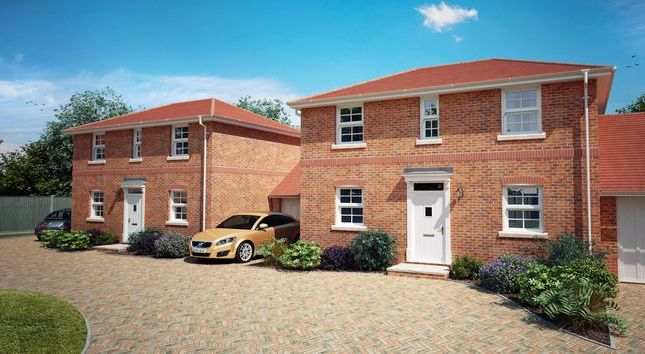 Thumbnail Detached house for sale in Only 2 Remaining! Cobden Avenue, Southampton