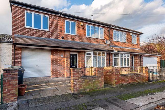 Thumbnail Semi-detached house for sale in Chesterfield Drive, Burton Joyce, Nottingham