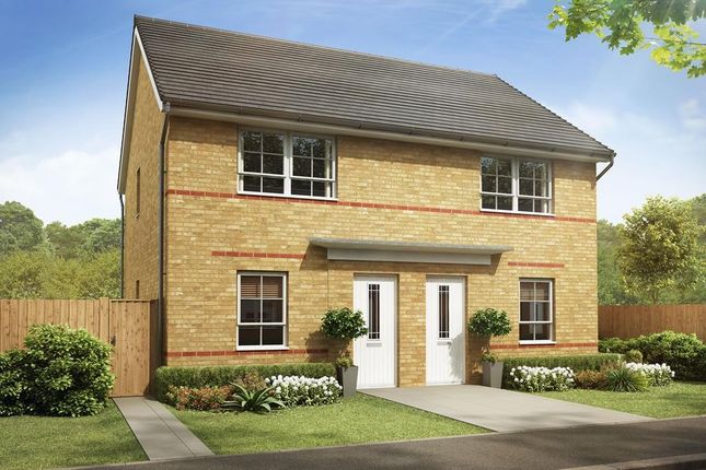 """Thumbnail 2 bedroom semi-detached house for sale in """"Kenley"""" at Norton Road, Norton, Stockton-On-Tees"""