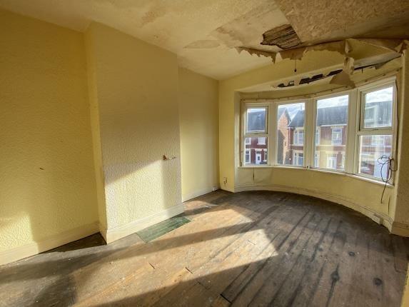 Master Bedroom of Woburn Road, Blackpool, Lancashire FY1