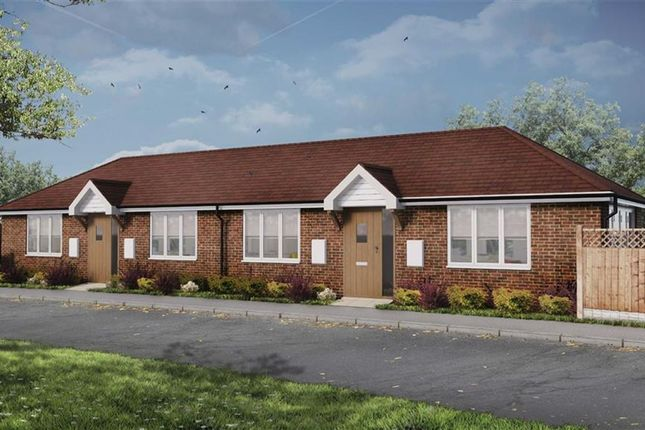 Thumbnail Semi-detached bungalow for sale in Woodpecker Road, Larkfield, Kent
