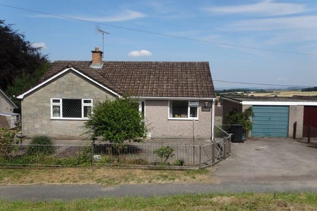 Thumbnail Bungalow for sale in Brecon Way, Edge End, Coleford