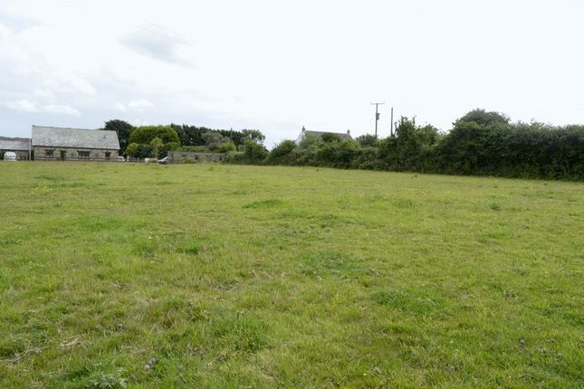 Thumbnail Farmhouse for sale in Penhale Road, Carnhell Green, Camborne