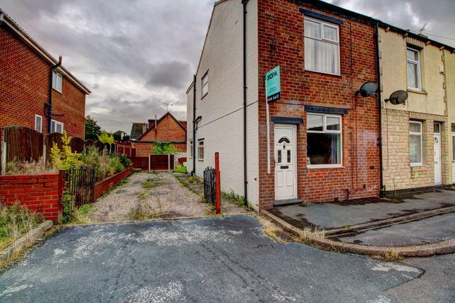 Thumbnail End terrace house for sale in The Brickyard, Shafton, Barnsley