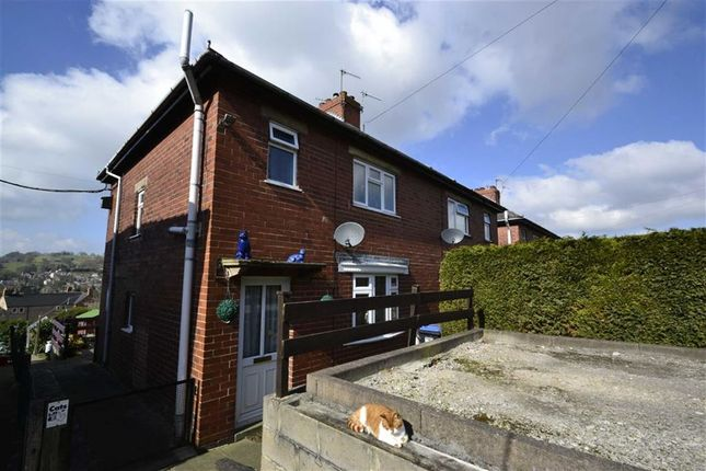 Thumbnail Semi-detached house for sale in King Edward Street, Wirksworth, Matlock