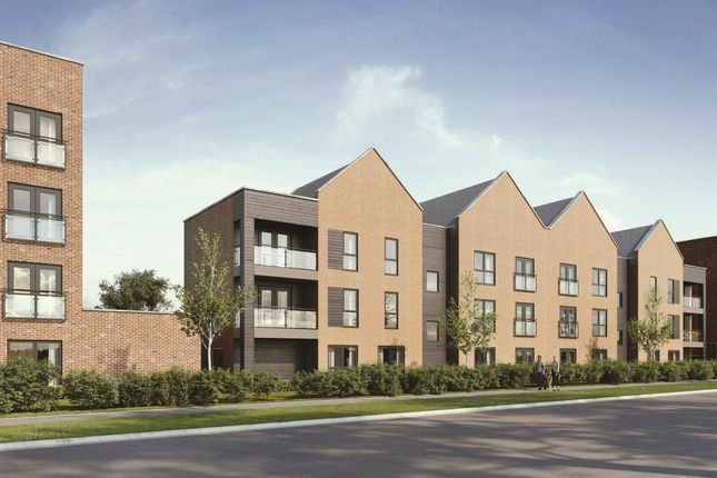 Thumbnail Flat for sale in Blythe Gate, Blythe Valley Park, Solihull