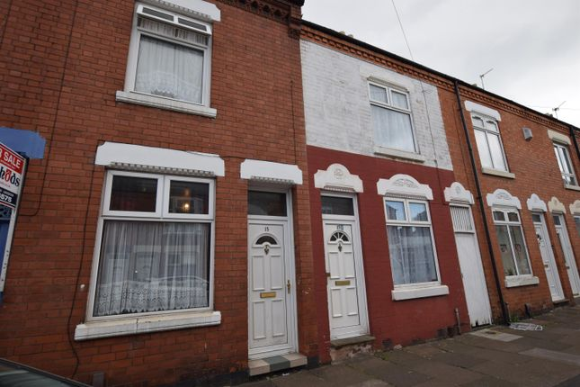 Thumbnail Terraced house for sale in Acorn Street, Leicester