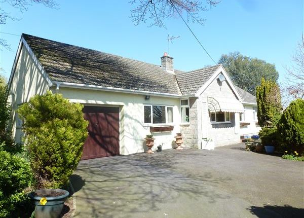 Thumbnail Bungalow for sale in High Trees, Wolvershill Road, Winscombe