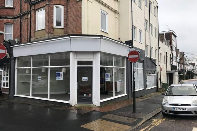 Thumbnail Retail premises to let in 40 St Leonards Road, Bexhill On Sea