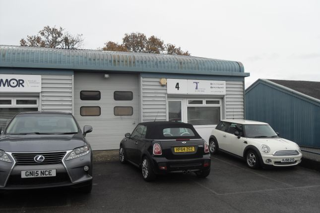 Thumbnail Light industrial to let in Arctic Road, Cowes