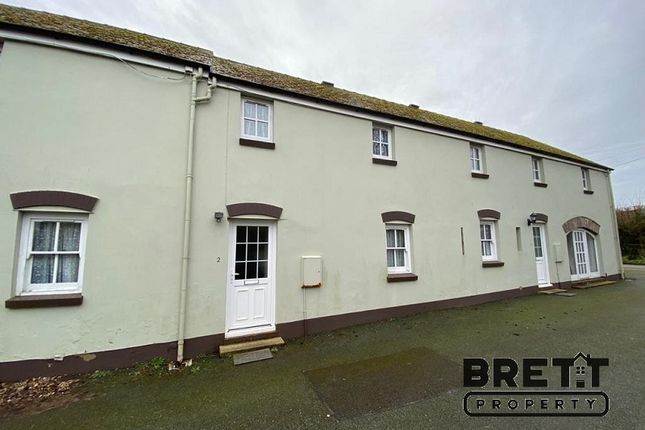 Thumbnail Terraced house to rent in Leonardston Road, Llanstadwell, Milford Haven, Pembrokeshire.