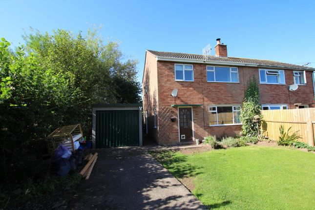 Thumbnail Semi-detached house to rent in Neuadd Terrace, Bronllys, Brecon