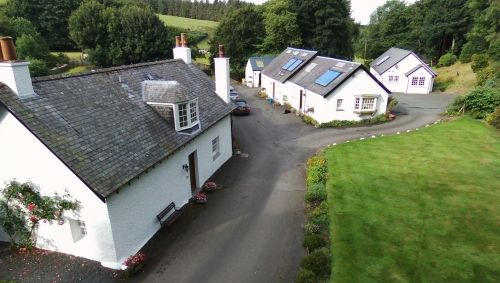 Thumbnail Country house for sale in Ballantrae, Ayrshire
