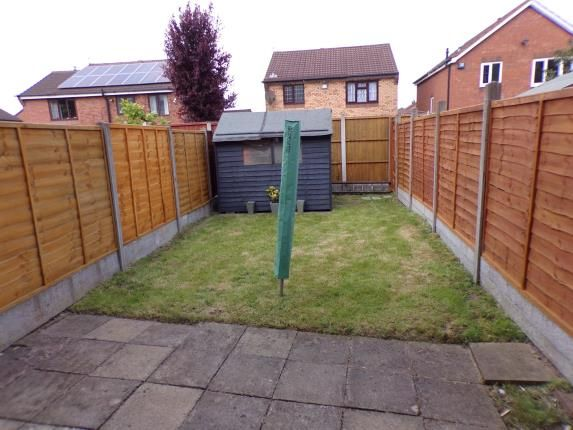 Garden of Camomile Close, Tame Bridge, Walsall WS5