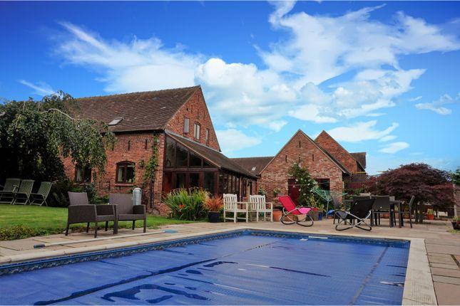 Thumbnail Semi-detached house for sale in Nobold Lane, Nobold, Shrewsbury