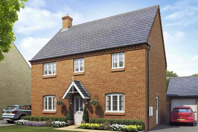 "Thumbnail Detached house for sale in ""The Sycamore"" at Ashton Road, Roade, Northampton"