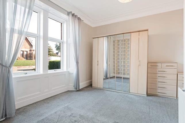 Bedroom of Arbuckle Street, Kilmarnock, East Ayrshire KA1