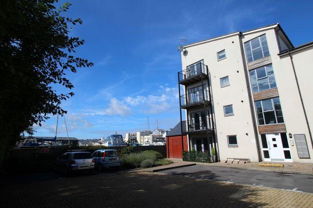 Thumbnail Flat to rent in Navigators Court, Portishead, Bristol