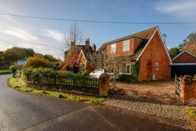 Thumbnail Detached house for sale in Hunts Common, Hartley Wintney, Hampshire