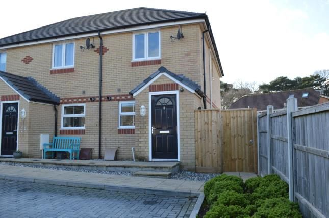 2 bed end terrace house for sale in Bearwood, Bournemouth, Dorset BH11