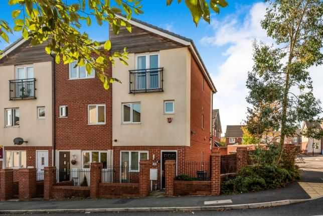 Thumbnail End terrace house for sale in Brentleigh Way, Hanley, Stoke On Trent, Staffs