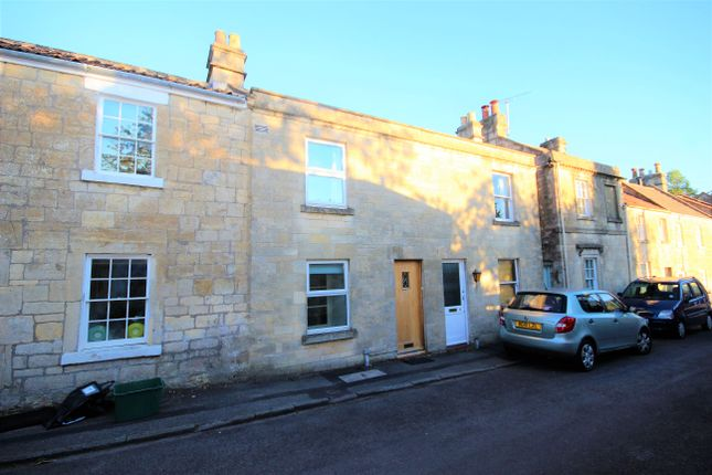 Thumbnail Terraced house to rent in Greendown Place, Combe Down, Bath