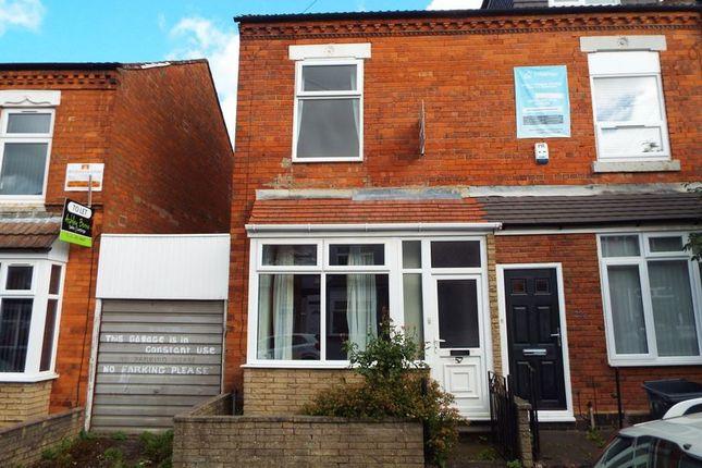 Thumbnail Terraced house to rent in Hubert Road, Selly Oak, Birmingham