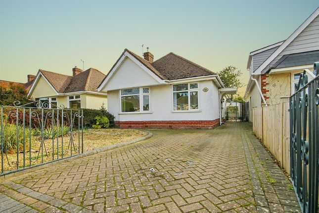 Thumbnail Bungalow for sale in Palmer Road, Poole