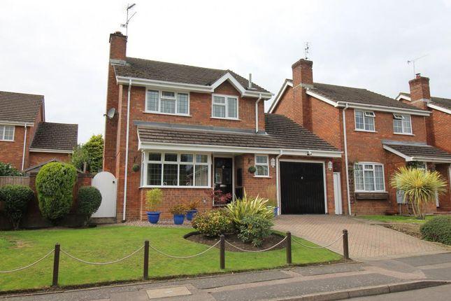 Thumbnail Detached house for sale in Cherryhill Grove, Aldershot