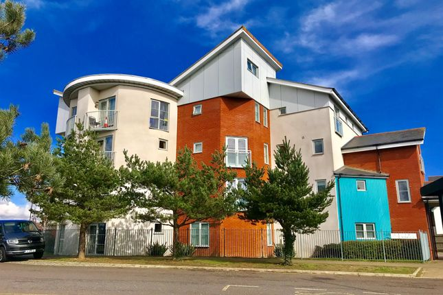 2 bed flat for sale in Fen Bight Circle, Ipswich