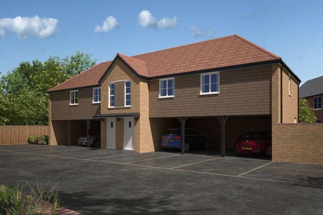 1 bed flat for sale in Stoke Road, Mertoch Leat, Martock, Devon