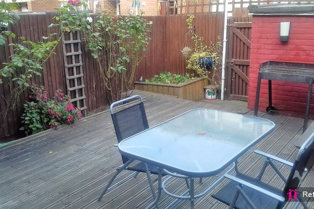 Thumbnail Terraced house to rent in Lenthorp Road, London