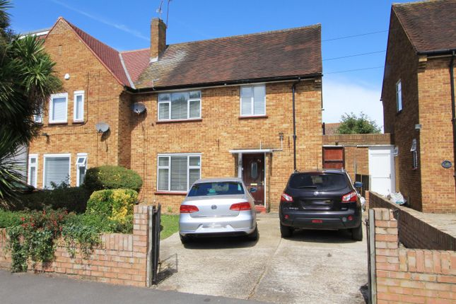 Thumbnail Semi-detached house to rent in Violet Avenue, Uxbridge
