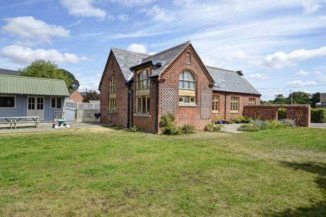Thumbnail Detached house for sale in Earsham, Bungay, Suffolk