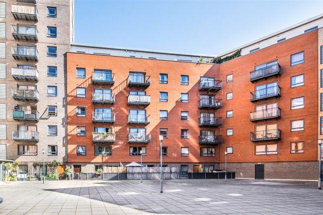 Thumbnail Flat for sale in Burford Wharf Apartments, 3 Cam Road, London
