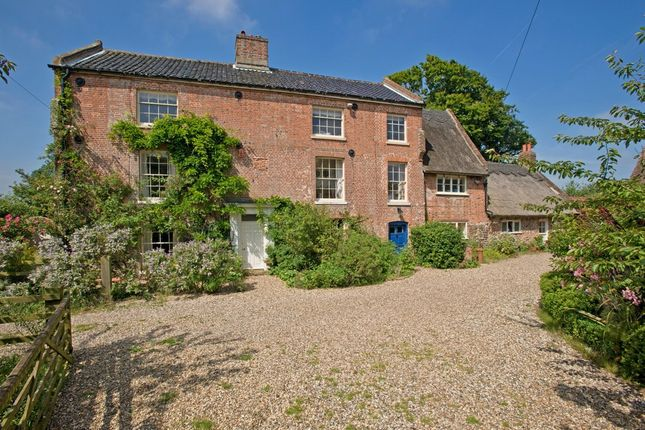 Thumbnail Detached house for sale in Happisburgh, Norwich