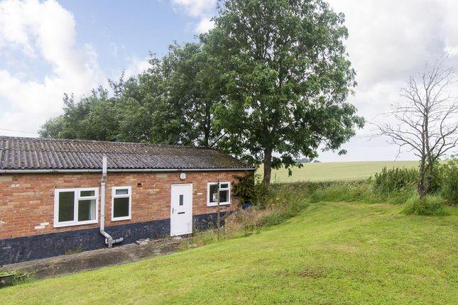 Thumbnail Semi-detached bungalow to rent in 1, Derek House, Little Gidding, Huntingdon, Cambridgeshire