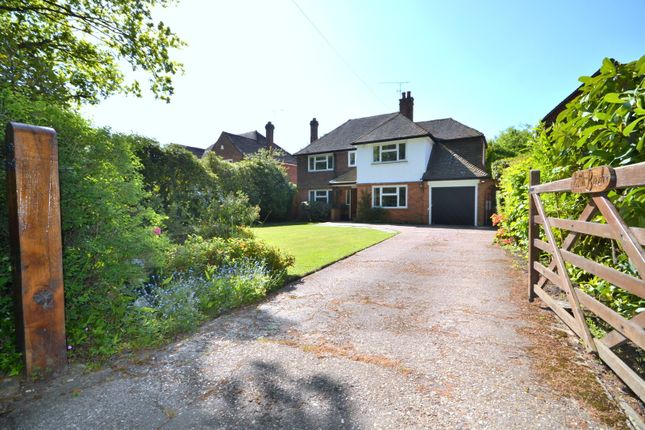 Thumbnail Detached house for sale in Prey Heath Road, Woking