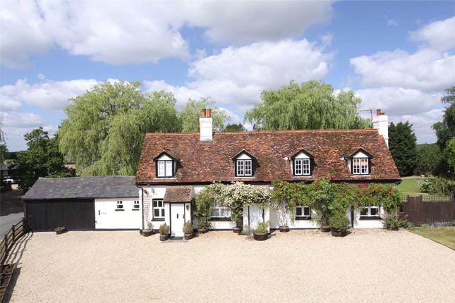 Thumbnail Detached house for sale in Bendish, Bendish, Hertfordshire