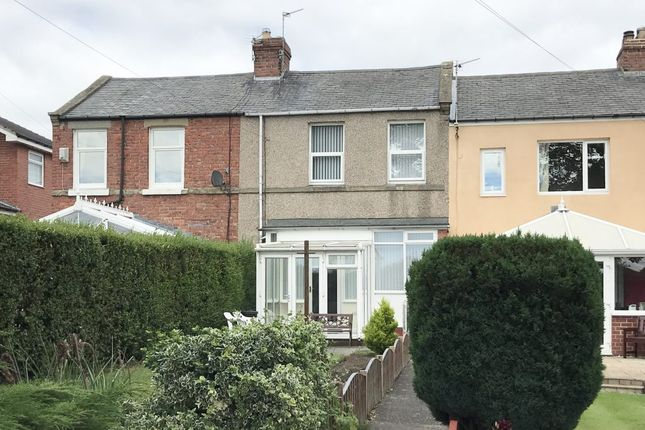 Thumbnail Terraced house to rent in Barmoor Bank, Morpeth, Northumberland