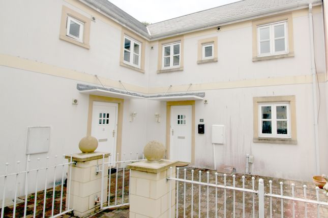 Thumbnail Terraced house to rent in Captains Gardens, Plymouth