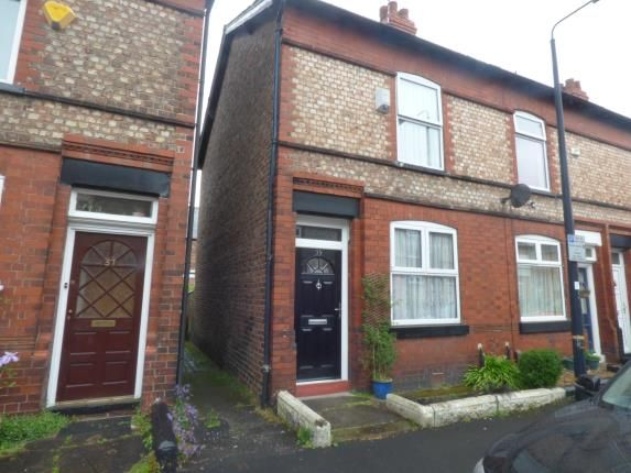 Thumbnail End terrace house for sale in Belgrave Road, Sale, Greater Manchester