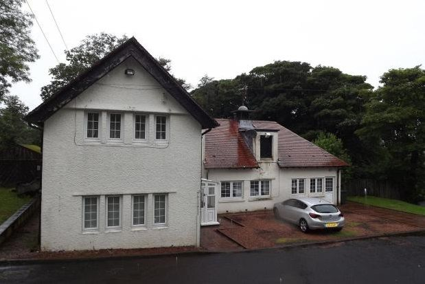 Thumbnail Flat to rent in Halketburn Road, Skelmorlie