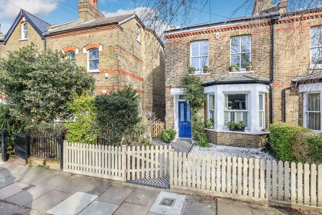 Thumbnail Terraced house for sale in Kingswood Road, Wimbledon